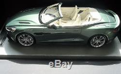 Aston Martin Collection 15 Pieces (1/18 &1/43 Scale) Rare, Mint & Collectible