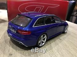 Audi RS4 Avant 2012 GT SPIRIT 1/18