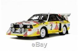 Audi Sport quattro S1 Rallye Monte Carlo rohrl 1/18 ottomobile OT602 2500ex