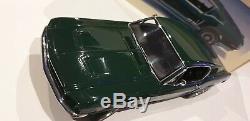 AutoArt 1/18 72812 Ford Mustang GT Green Bullit