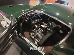 AutoArt 1/18 Ford Mustang GT390 BULLIT STEVE McQUEEN Version Green 72811