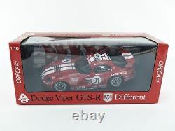 Autoart 1/18 Dodge Viper Gts-r #91 Winner Daytona 2000 80045