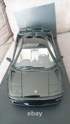 Autoart Lamborghini Diablo SV noir black 70081 1/18 Auto Art No Kyosho Gt Spirit