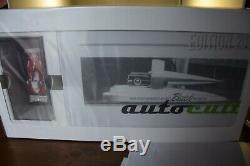 Autocult 43 ATC99119-E Ferrari 312 T8 avec livre de l'année en Anglais 1/43