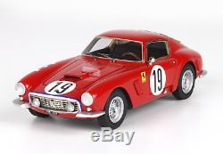BBR CAR42 Ferrari 250 SWB SN 1759 GT N°19 Le Mans 1960 1/43