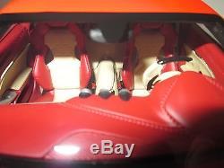 BBR Ferrari F12 DMC red 1/18 no Novitec SVR Koenig APM Versus Davis Giovanni MR