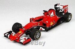 BBR P18110 Ferrari SF15-T GP F1 Malaysia Sepang Winner 2015 Vettel 1/18
