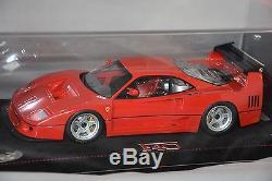 BBR P18131 Ferrari F40 LM 1989 Rouge 49/300 ex 1/18