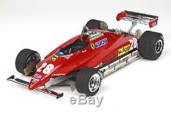 BBR P1894A Ferrari 126 C2 GP San Marino 1982 F1 Pironi 1/18