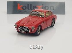 BBR STYLING Models 16 FERRARI 340 Vignale 1952 Red 1.43