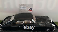 BENTLEY R-TYPE CONTINENTAL 1954 noir 1/18 MINICHAMPS 100139420 voiture miniature