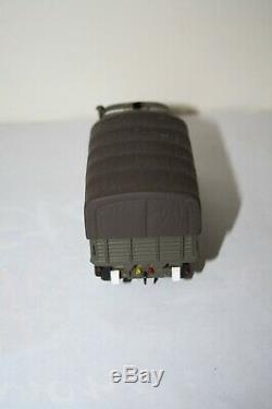 BERLIET GBC 8 MK BACHE 6X6 MILITAIRE minitruck 1/50