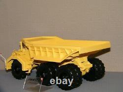 BERLIET T 100 N°3 1959 JAUNE NOREV 1/43 Réf 690036