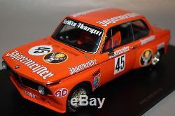 BMW 2002 Schlüter Motorsport / Jägermeister RS1802 Spark / Raceland 1/18
