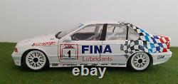 BMW 318i RACING CAR # 1 STW WINKELHOCK FINA o 1/18 UT MODELS 80439421111 voiture
