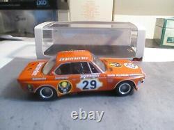 BMW 3.0 CSL Alpina Lauda-Joisten Winner 24 h Nürburgring 1973 Spark 1/43