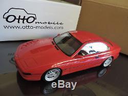 BMW 850 CSI e31 1/18 otto ottomobile OT158