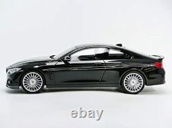 BMW ALPINA B4 biturbo 1/18 GT SPIRIT série numérotée ZM051 idem ottomobile m3 m5