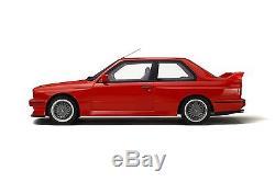 BMW M3 E30 SPORT EVOLUTION 1/12 OttO OttOmobile G033 EN STOCK