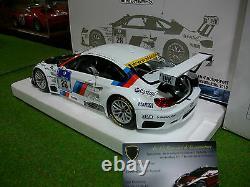 BMW M3 GT2 #26 MOTORSPORT 24H NURBURGRING 2010 1/18 MINICHAMPS 100102026 voiture