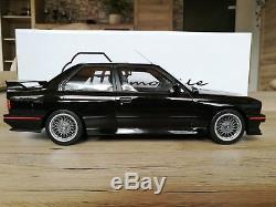 BMW M3 e30 sport evolution 1/12 (1000ex) otto ottomobile G023