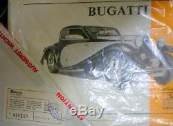 BUGATTI T-50 POCHER 1/8e