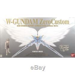 Bandai Gundam PG 1/60 XXXG-00W0 Wing Zero Custom Maquette/Model Kit GPG08
