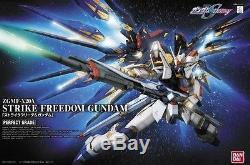 Bandai Gundam Perfect Grade PG 1/60 Strike Freedom Maquette/Model Kit GPG05