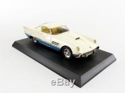 Bbr 1/43 Ferrari 410 Sa Superfast Salon De Paris 1956 Bbr40