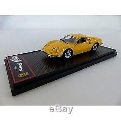 Bbr Bbrc15b Ferrari Dino 246gt 1969 Jaune 1.43