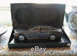 Bentley/Rolls Royce Collection 10 Pieces (1/18 & 1/43) Rare and Collectible