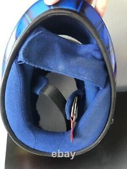 Bieffe Air Concept Alonso Benetton Test Helmet F1