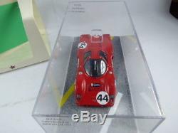 Bizarre 1/43 Chevron B16 BMW #44 Le Mans 1970
