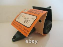 Britains 9704 Rare Dealer Box Display Unit 25 Pounder Gun Howitzer X 6 L@@k