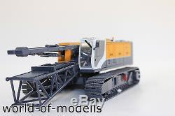 Bymo 25027 Bauer Seilbagger MC 96 mit Schlitzwandfräse BC 35 150 NEU in OVP