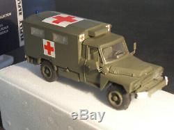 CEF REPLEX Militaire ACMAT TPK SAM ambulance