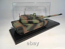 CEF REPLEX char Leclerc militaire camouflé vert NB 1/50°