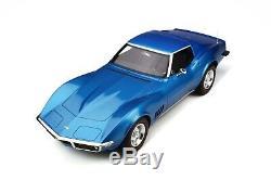 CHEVROLET CORVETTE CE 1/12 GT Spirit OttO GT255 EN STOCK