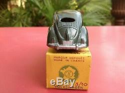 CIJ C. I. J. Volkswagen VW Mint original box scarce color Dark Green 3/10
