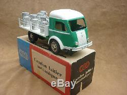 Cij Renault Galion Laitier 2,5 T En Boite Originale N° 6/27 Rare Modele