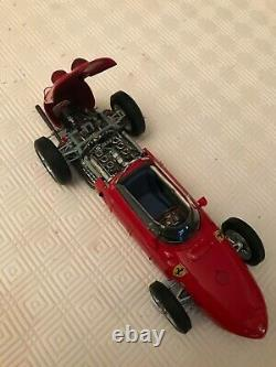 CMC 118 Ferrari Dino 156 f1 1961 Sharknose m-078 dans sa boîte limitée