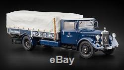 CMC 144 Mercedes Benz Lkw Renntransporter Lo2750 1934-1938 1/18