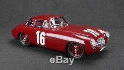 CMC 160 Mercedes 300 SL Grand prix Berne 1952 N°16 Caracciola 1/18