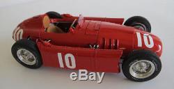 CMC 178 Lancia D50 1955 Pau GP #10 F1 Gp Eugenio Castellotti 1/18