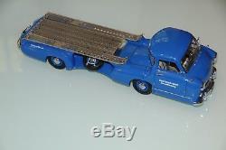 CMC 1-18 Ref. N°. M-036 Mercedes Benz Renntransporter 1954