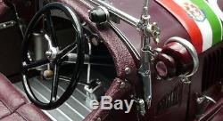 CMC Alfa Romeo 6C 1750 GS Spyder Zagato #84 Vainqueur Mille Miglia 1930 Ref. M141