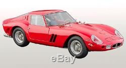 CMC Ferrari 250 GTO 1962 Rouge 1/18 Ref. M-154