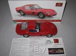 CMC Ferrari 250 GTO, Rot, 1962, M-154, OVP