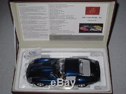 CMC Ferrari GTO, Blau, 1962, M-152, OVP