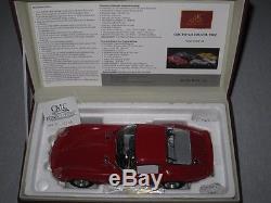 CMC Ferrari GTO, Rot, 1962, M-154, OVP